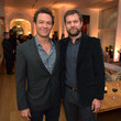 Joshua Jackson and Dominic West Photos