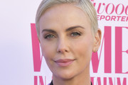 Charlize Theron attends The Hollywood Reporter's Annual Women in Entertainment Breakfast Gala at Milk Studios on December 11, 2019 in Hollywood, California.