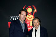 The Hollywood Reporter Awards Chatter Live with Al Pacino