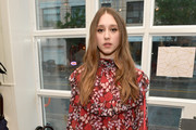 """Taissa Farmiga attends The Hollywood Reporter and Hudson's Bay celebration of """"Colette"""" and """"What They Had"""" with Bleecker Street and Elevation Pictures at TIFF on September 10, 2018 in Toronto, Canada."""