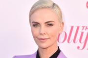 Actor-producer Charlize Theron attends The Hollywood Reporter's Power 100 Women in Entertainment at Milk Studios on December 11, 2019 in Hollywood, California.