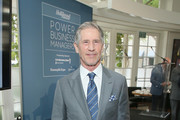 Jon Feltheimer attends The Hollywood Reporter's Power Business Managers Breakfast 2018 at CUT on October 10, 2018 in Beverly Hills, California.