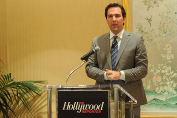 Matthew Belloni The Hollywood Reporter's Power Lawyer Breakfast