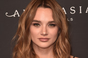 Hunter King attends The Hollywood Reporter And SAG-AFTRA Emmy Award Contenders Annual Nominees Night on September 20, 2019 in Beverly Hills, California.