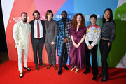 Shia LaBeouf and Alma Har'el Photos Photo
