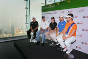 Rory McIlroy and Paul Lawrie Photos Photo