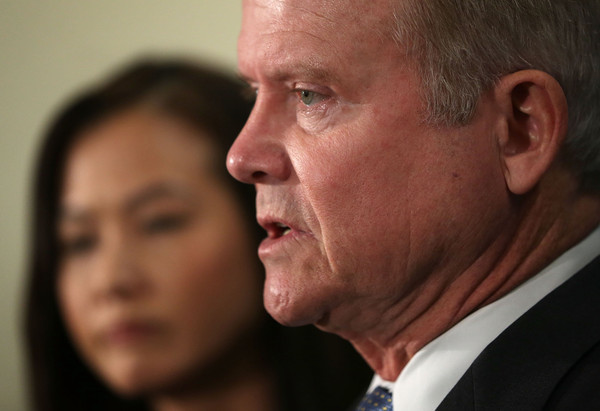 Presidential Candidate Jim Webb Announces Withdrawal From Democratic Presidential Race