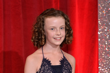 Honor Kneafsey British Soap Awards - Red Carpet Arrivals