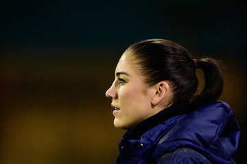 Hope Solo Haiti v United States