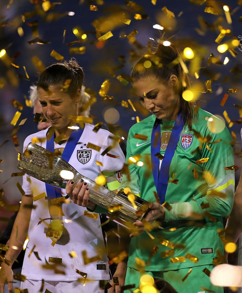 2016 SheBelieves Cup - United States v Germany