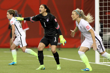 Hope Solo USA v Germany: Semi-Final - FIFA Women's World Cup 2015