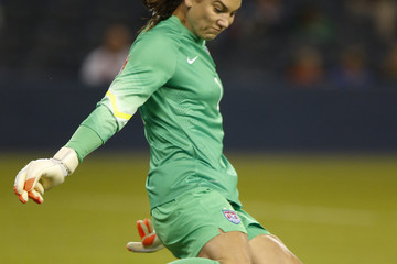 Hope Solo United States v Trinidad and Tobago