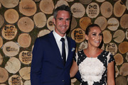 Kevin Pietersen and Jessica Taylor attend the Horan And Rose Charity Event held at The Grove on June 23, 2018 in Watford, England.