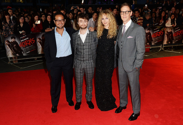 'Horns' Premieres in London