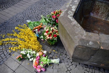 Horst Seehofer The Day After The Muenster Attack