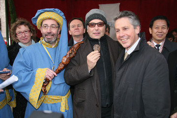 Alain Suguenot Hospices de Beaune Wine Annual Auction - Brotherhood Day