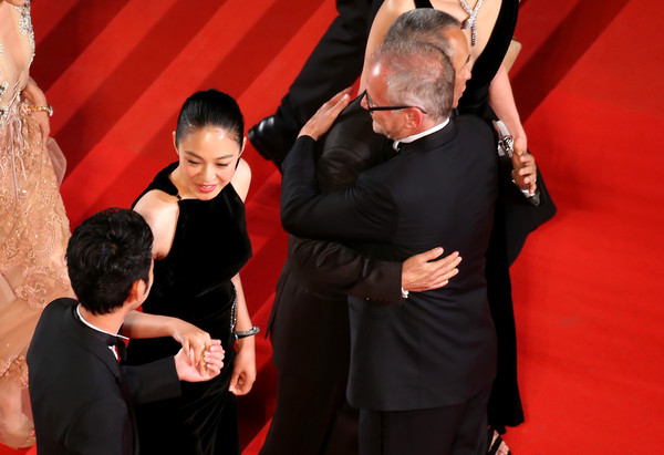 'Nie Yinniang' Premiere - The 68th Annual Cannes Film Festival
