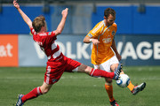Dax McCarty and Brad Davis Photos Photo
