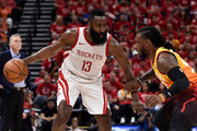 James Harden Jae Crowder Photos Photo