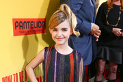 """Actor Mckenna Grace attends the premiere of """"How To Be A Latin Lover"""" on April 26, 2017 in Los Angeles, California."""