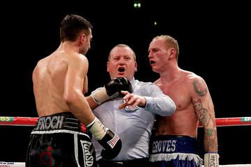 Howard Foster Carl Froch v George Groves