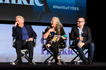 Howard J. Morris #NETFLIXFYSEE Event For 'Grace And Frankie' - Panel