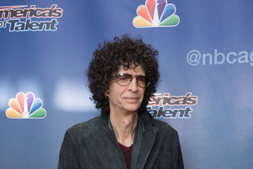 Howard Stern 'America's Got Talent' Season 10 Event