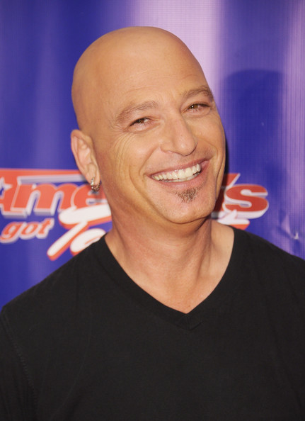 "/TV Personality Howie Mandel attends an ""America's Got Talent"" Post"
