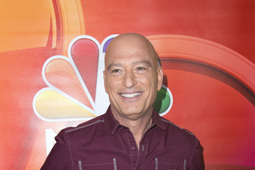 Howie Mandel 2016 Summer TCA Tour - NBCUniversal Press Tour Day 1 - Arrivals