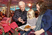 Phillip Schofield attends Winterland, London for the launch of Huawei's StorySign App with the British Deaf Association on December 4, 2018 in London, England.