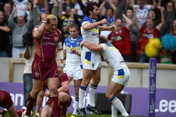 Mick Higham Huddersfield Giants v Warrington Wolves - Carnegie Challenge Cup Semi Final