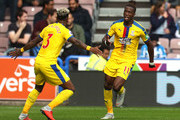 Patrick van Aanholt Wilfried Zaha Photos Photo