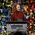 Sandra Bernhard hosts the Hudson River Park Annual Gala at Cipriani South Street on October 17, 2019 in New York City.