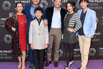 Hudson Yang The Paley Center Presents An Evening With 'Fresh Off The Boat'