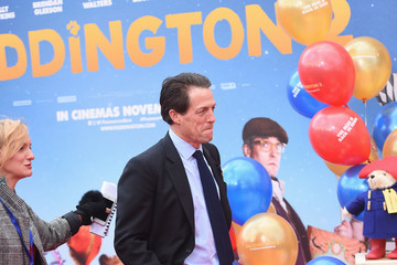 Hugh Grant 'Paddington 2' Premiere - Red Carpet Arrivals