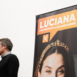 Hugh Grant Hugh Grant Campaigning For Lib Dem, Luciana Berger In Finchley