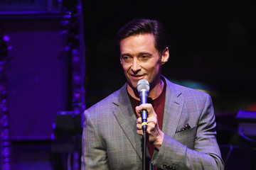 Hugh Jackman The Nearness Of You Concert: In Honor Of Michael Brecker