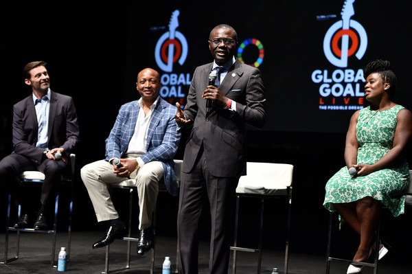 Global Citizen Presents Global Goal Live: The Possible Dream