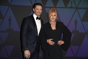 Hugh Jackman Deborra-Lee Furness Academy Of Motion Picture Arts And Sciences' 10th Annual Governors Awards - Arrivals