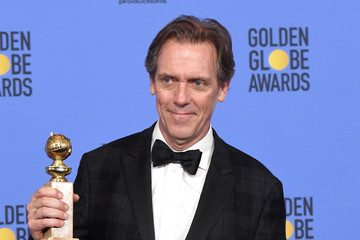 Hugh Laurie 74th Annual Golden Globe Awards - Press Room