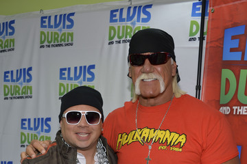 Hulk Hogan Hulk Hogan Vists a Radio Morning Show