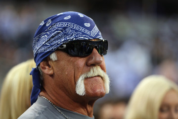 Hulk Hogan New York Giants v Dallas Cowboys