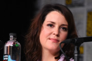 """Melanie Lynskey attends the Hulu's """"Castle Rock"""" panel at Comic-Con 2018 on July 20, 2018 in San Diego, California."""