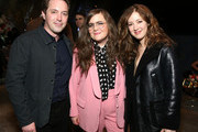 """Beck Bennett, Aidy Bryant and Jessy Hodges attend Hulu's """"Shrill"""" New York Premiere at Film Society of Lincoln Center - Walter Reade Theater on March 13, 2019 in New York City."""
