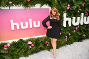 Actress Julie Klausner attends the Hulu Upfront Brunch at La Sirena Ristorante on May 3, 2017 in New York City.