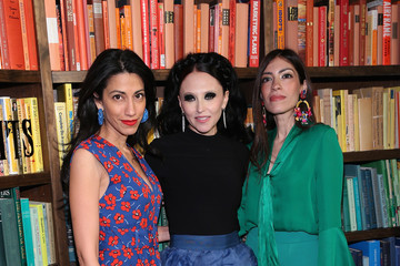 Huma Abedin Alice + Olivia By Stacey Bendet - Presentation - February 2018 - New York Fashion Week: The Shows