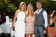 (L-R) NY Times Best Selling Author/Health & Wellness Activist Kathy Freston, E! News Correspondent Ashlan Gorse and CNN Social Correspondent Philippe Cousteau attend The Humane Society of the United States' Veg Appetit at Smogshoppe on June 16, 2013 in Los Angeles, California.