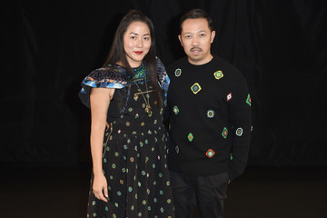 Humberto Leon KENZO x H&M Launch Event Directed by Jean-Paul Goude' - Front Row