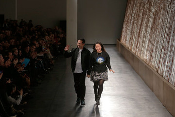 Humberto Leon Opening Ceremony - Runway - Mercedes-Benz Fashion Week Fall 2014