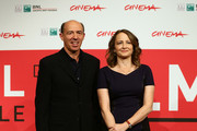 Producer Jon Kilik and producer Nina Jacobson attend the 'The Hunger Games: Catching Fire' Photocall during the 8th Rome Film Festival at the Auditorium Parco Della Musica on November 14, 2013 in Rome, Italy.